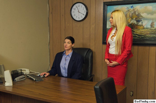 The judge gives Riley Evans the option of time in jail or a hard spanking