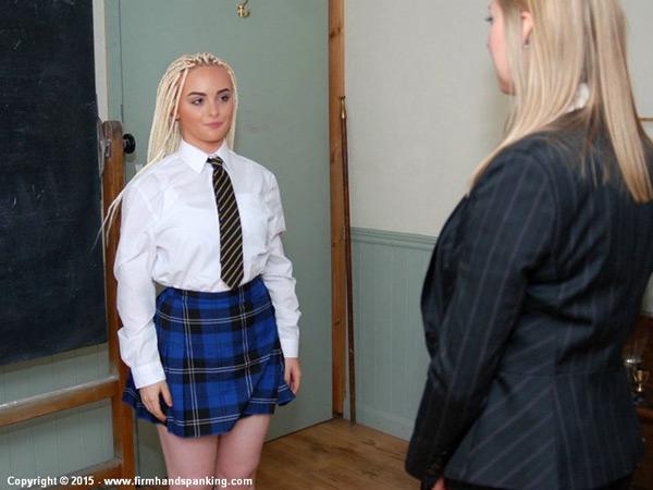 Lovely 1st choice spank the