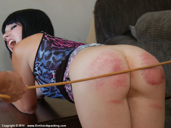 Secretary Stacy Stockton gets caned for crashing the company car