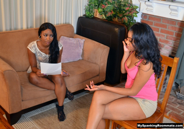 Yasmine DeLeon and Chanell Heart
