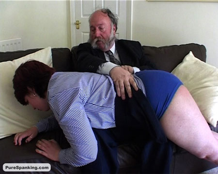 chubby spanking