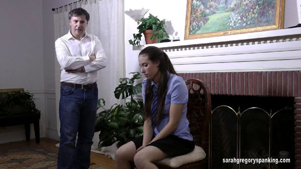 Casey Calvert is expelled from school for a second time