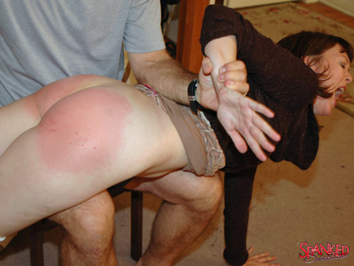 To spank your wife bottom