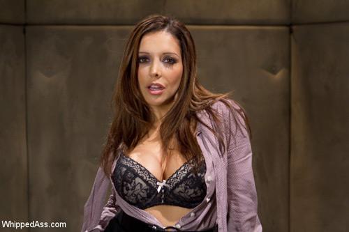 Latina MILF Francesca Le plays a sadistic doctor who gets the tables turned on her
